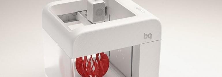 BQ Witbox Go!, la primera impresora 3D con Android.