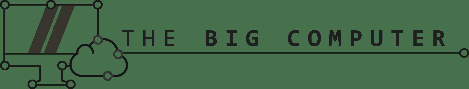 The Big Computer - Blog sobre nuevas tecnologías.