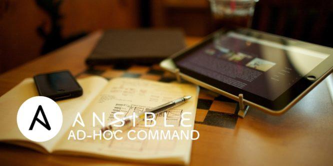Comandos Básicos AD-HOC  de Ansible